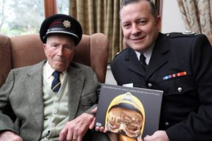 worlds oldest firefighter dies peacefully in his sleep