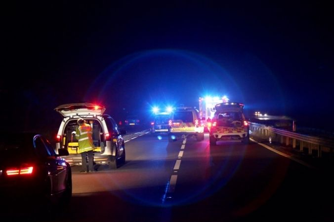 A3 Closed Following Serious Collision Near Clanfield