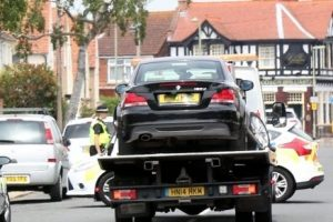 drivers escape injury in gosport crash