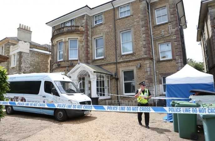 friends and family pay tributes to man murdered by woman in ryde