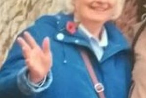 missing pensioner margaret lee from hook