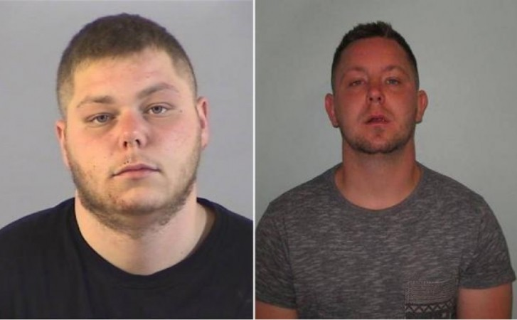 Smirking Acid Attackers Dealt A Face Melting Sentence After Evil Attack In Southampton