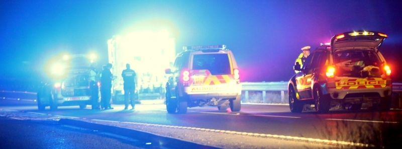 man dies in fatal crash on the a3 near waterlooville