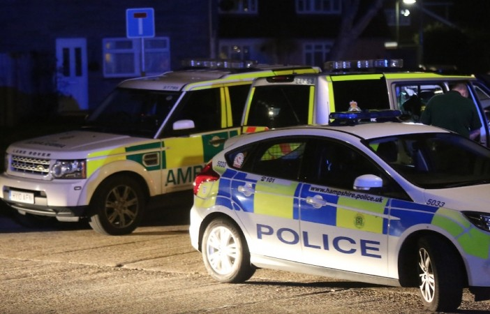 Person Rushed To Hospital Following Suspected Stabbing In Southampton