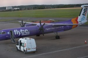 fire crews put on full alert after distress call from plane