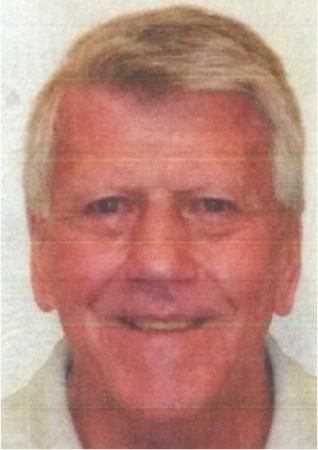 Police Appeal After  John Hayes  Who Suffers  From Dementia Goes Missing