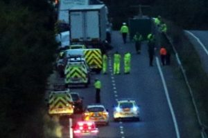 police closed a34 after motorway horror crash