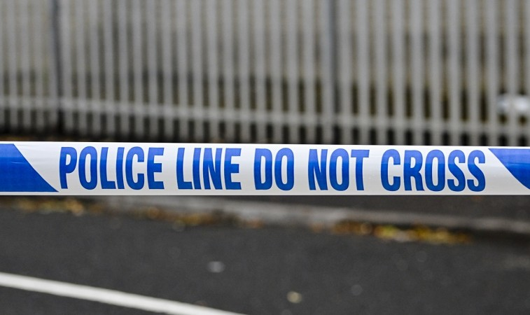 Police Cordon Off Outram Road Southsea After Body Found