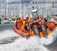 three children rescued after boat capsizes in the solent