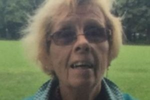 can you help find missing 72 year old marjorie jones from stubbington