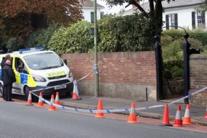 man arrested after sick attack on oap in gosport following an altercation