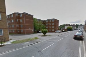 mum assaulted and pushed to ground in aldershot