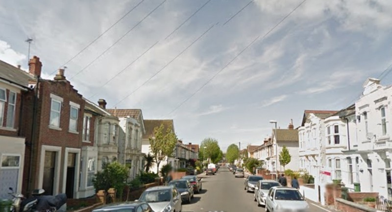 nine year old boy snatched by man in portsmouth
