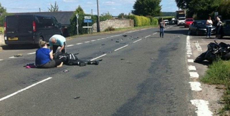Police Appeal For Witnesses After Motorbike And Car Collision On A32 Corhampton  Leaves Rider With Life-changing Injuries
