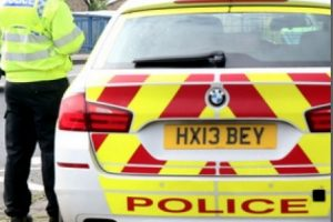 police close major road after serious collsion in basingstoke