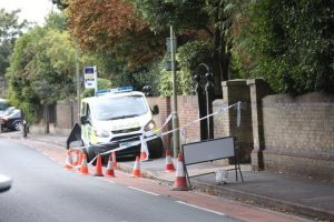 police hunt sick attacker after oap pushed and attacked in gosport