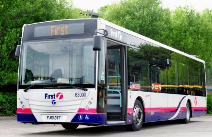 buses withdrawn on gosport estate after youths endanger passengers by throwing rocks