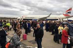 london city airport declared safe after search