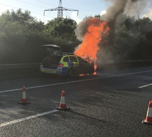 m20 closed between junctions 11 and 10 after hot fuzz make an appearance