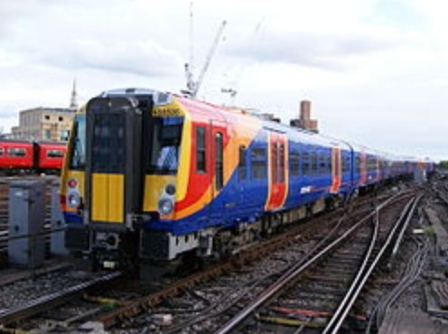 Major Delays On Rail Services Between Portsmouth & Southsea And