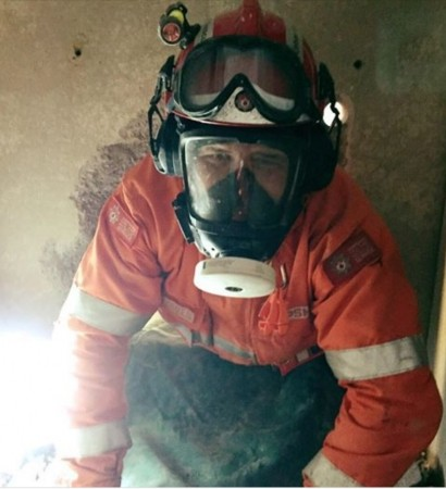 mindless theft put lives as risk after theft of usar fire fighter equipment