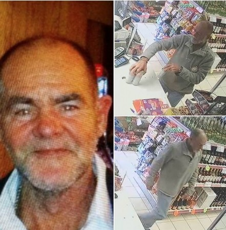Missing Robert Bidski Who Has Sparked Major Search May Be In Hampsire