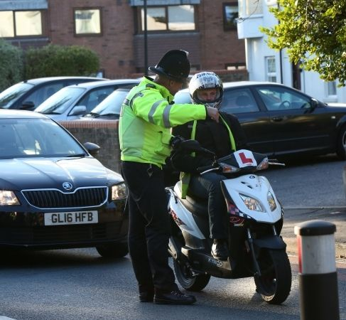 police attempt to trace new witnesses and footage from gosport cycle rage incident