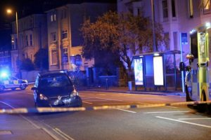 police closed brockhurst road in gosport following a collision with a pedestrian