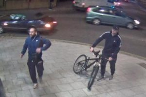 police hunt men after basket throwing argument in southampton shop