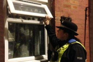 police issue burglary warning in gosport area as empty properties are targeted