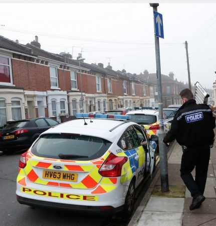 reports of police presence in shearer road in portsmouth following stabbing