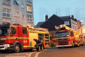 smoke logged flats prompts late night cooking warning after woman rescued from southsea flat