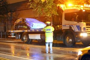 24 year old death crash driver bailed by police in aldershot