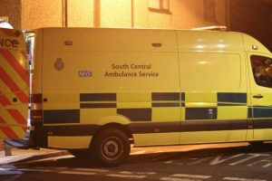 man stabbed by gang in southsea three arrested by police