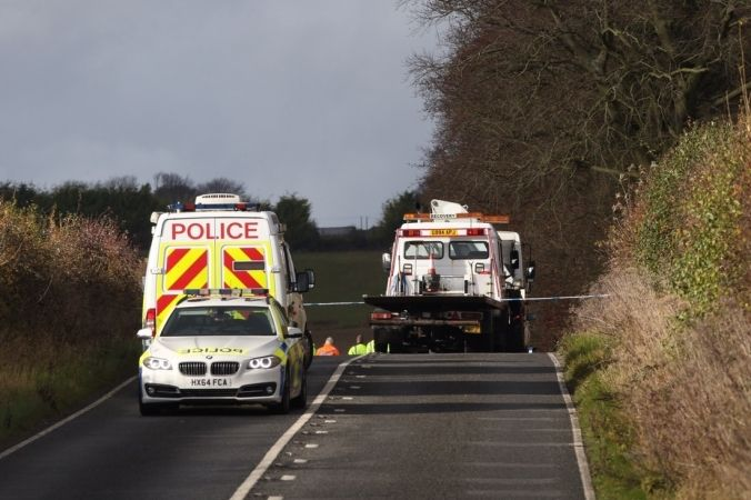 Police Close A30 After Fatal Collision Near Nether Wallop