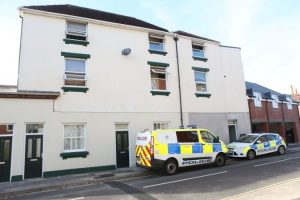 police launch arson probe after fire at gosport flats