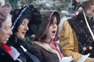 thousands expected for victorian festival of christmas at portsmouth historic dockyard