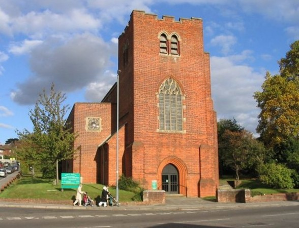 Woman Body Found In Southampton Church  Grounds