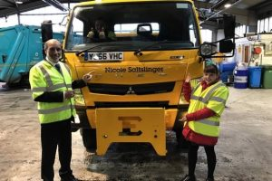 after an avalanche of interest gritter is named nicole saltslinger after x factor judge