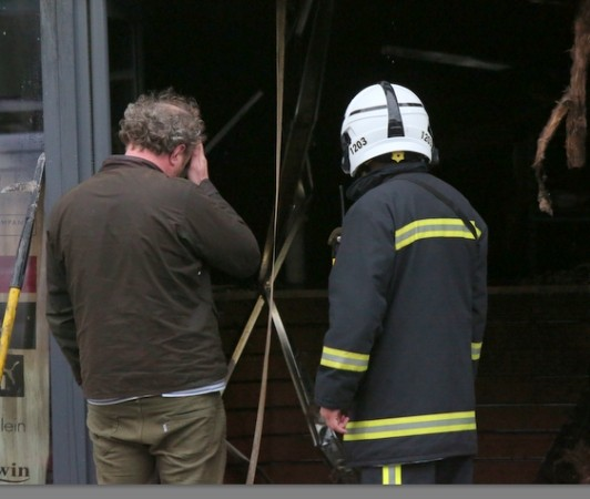 Dry Cleaners Gutted After Fire Rips Through Building In Southsea