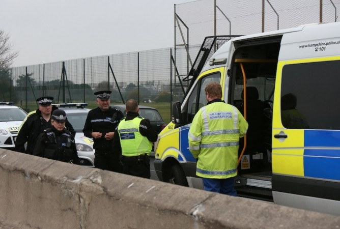 Eastney Beach Search Continues After Clothing Found
