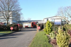 emergency services called to chemical incident at havant school