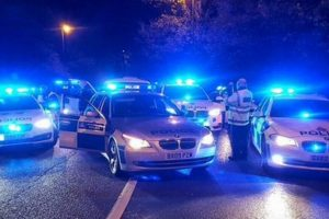 four arrested by police after christmas day kick off in woking
