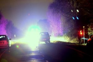 good samaritan killed on the a35 after going to aid of a crashed vehicle