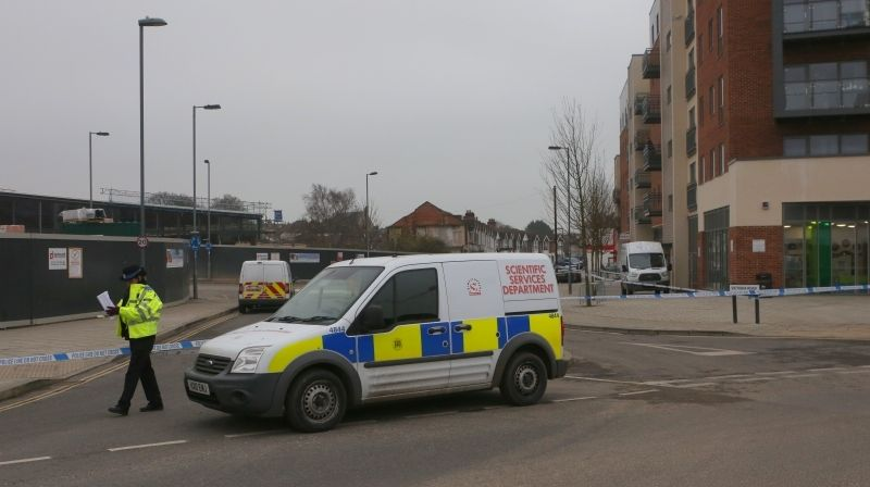 Major Investigation And Search Launched In Southampton After Violent Stabbing