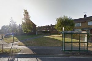 pensioner mugged down alley on a southampton housing estate