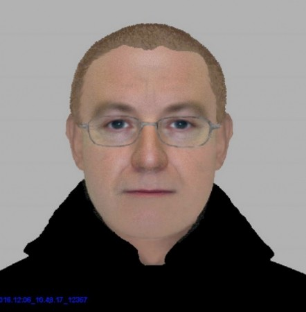police hunt con man after vulnerable pensioner conned out of cash for work