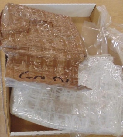 Police Seize £100,000 Of Cocaine After Vehicle Stopped  In Petersfield