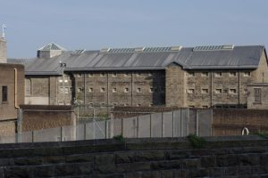 reports of christmas day disorder at hm prison cardiff