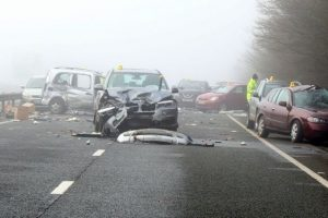 rush hour carnage on a40 in oxfordshire